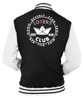 LOSERS CLUB VARSITY - INSPIRED BY PENNYWISE CLOWN IT STEPHEN KING